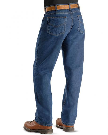 Carhartt Flame Resistant Relaxed Fit Work Jeans - Big & Tall