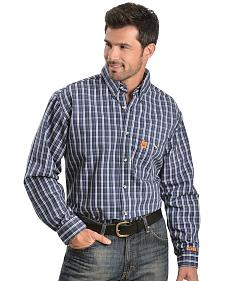 Wrangler Flame Resistant RIGGS Work Shirt