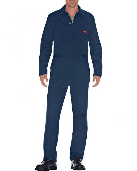 Dickies Flame Resistant Twill Coveralls - Big & Tall