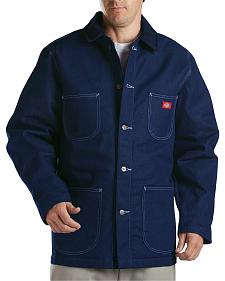 Dickies Blanket Lined Denim Chore Coat - Big & Tall