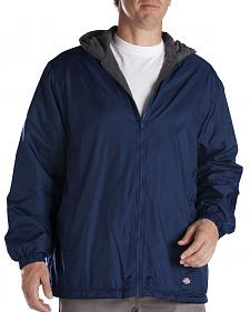 Dickies Fleece Lined Hooded Jacket