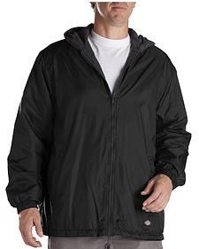 Dickies Fleece Lined Hooded Jacket
