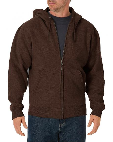 Dickies Heavyweight Fleece Hooded Jacket