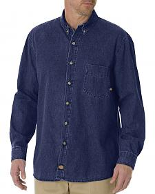 Dickies Denim Work Shirt