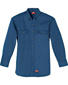 Dickies Flame Resistant Twill Work Shirt