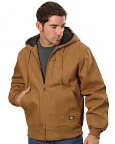 Dickies Rigid Duck Hooded Jacket - Big & Tall