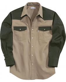 Carhartt Ironwood Twill Work Shirt - Big & Tall