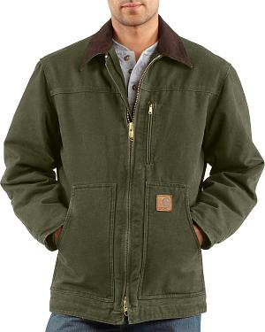 Carhartt Sandstone Ridge Sherpa Lined Coat