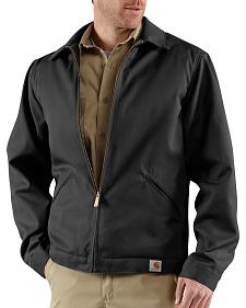 Carhartt Midweight Quilt-Lined Twill Work Jacket