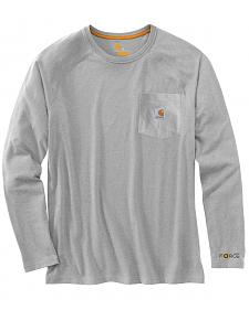 Carhartt Force Long Sleeve Work Shirt