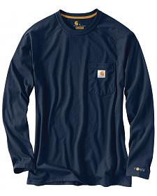 Carhartt Force Long Sleeve Work Shirt - Big & Tall