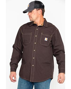 Carhartt Flame Resistant Canvas Shirt Jacket