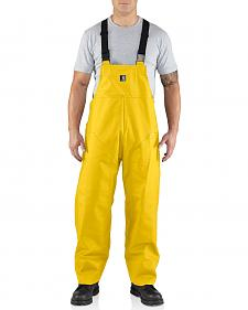 Carhartt Surry Rain Bib Overalls - Big & Tall