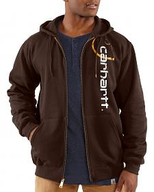 Carhartt Big C Signature Logo Midweight Sweatshirt