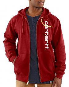 Carhartt Big C Signature Logo Midweight Sweatshirt - Big & Tall
