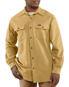 Carhartt Chamois Long Sleeve Work Shirt
