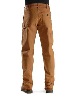 Dickies Duck Twill Work Pants - Big & Tall
