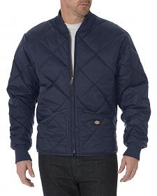 Dickies Diamond Quilted Nylon Work Jacket - Big & Tall