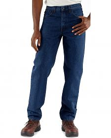 Carhartt Flame Resistant Relaxed Fit Jeans - Big & Tall