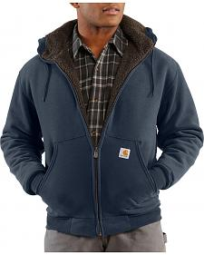 Carhartt Brushed Fleece Sherpa Lined Jacket