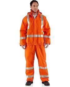 Carhartt Flame Resistant Rain Jacket