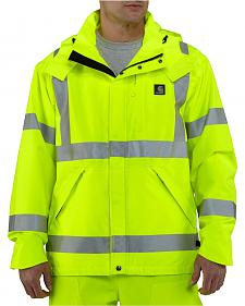Carhartt High-Visibility Class 3 Waterproof Jacket