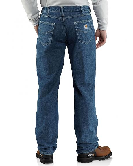 Carhartt Flame Resistant Relaxed-Fit Work Jeans