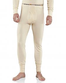 Carhartt Heavy Weight Cotton Thermal Underwear - Big & Tall
