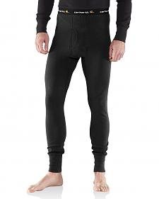 Carhartt Heavy Weight Cotton Thermal Underwear - Big & Tall