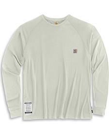 Carhartt Flame Resistant Force Long Sleeve Work Shirt
