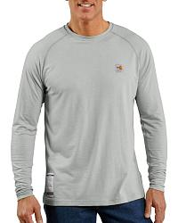 Flame Resistant Force? L/S T-Shirt at Sheplers