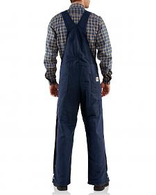 Carhartt Flame Resistant Quilt-Lined Midweight Bib Overalls