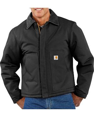 Carhartt Duck Traditional Jacket - Big & Tall