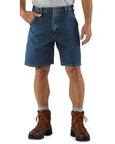 Carhartt Lightweight Denim Work Shorts