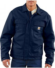 Carhartt Flame Resistant Lanyard Access Jacket - Big & Tall