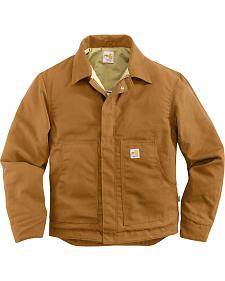 Carhartt Flame Resistant Midweight Canvas Dearborn Jacket