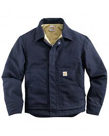 Carhartt Flame Resistant Midweight Canvas Dearborn Jacket - Big & Tall