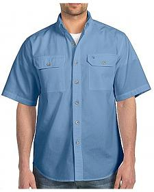 Carhartt Fort Short Sleeve Work Shirt - Big & Tall