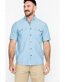 Carhartt Fort Short Sleeve Work Shirt