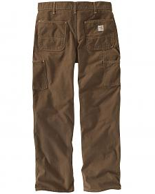 Carhartt Flame Resistant Washed Duck Work Pants