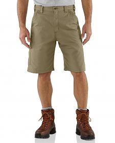 Carhartt Canvas Work Shorts