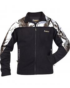 Rocky Casual Lifestyle Camo Fleece Jacket