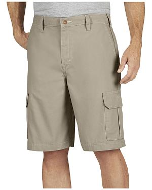 Dickies Relaxed Fit Duck Cargo Shorts