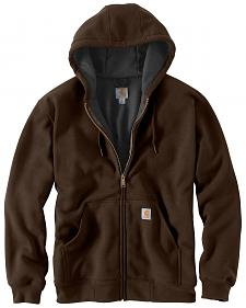 Carhartt Thermal Lined Hooded Zip Sweatshirt - Big & Tall