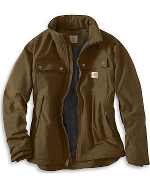 Carhartt Quick Duck� Woodward Traditional Jacket