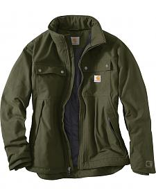 Carhartt Quick Duck� Woodward Traditional Jacket