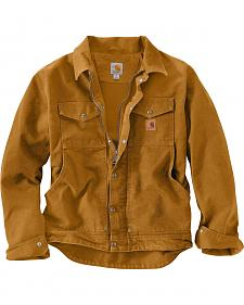 Carhartt Berwick Sandstone Work Jacket