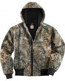 Carhartt Realtree Xtra® Camo Thermal Lined Active Jacket - Big & Tall