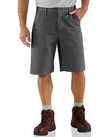 Carhartt Canvas Utility Shorts