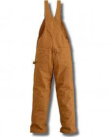 Carhartt Duck Carpenter Bib Overalls